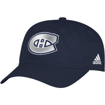Montreal Canadiens Adidas Women's Adjustable Slouch Hat