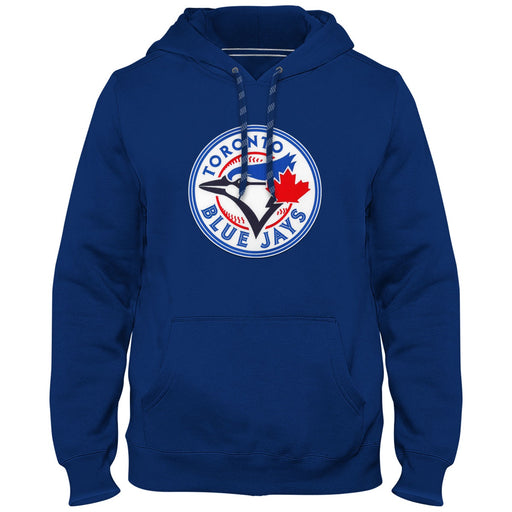Toronto Blue Jays Men's Royal Blue Express Hoodie
