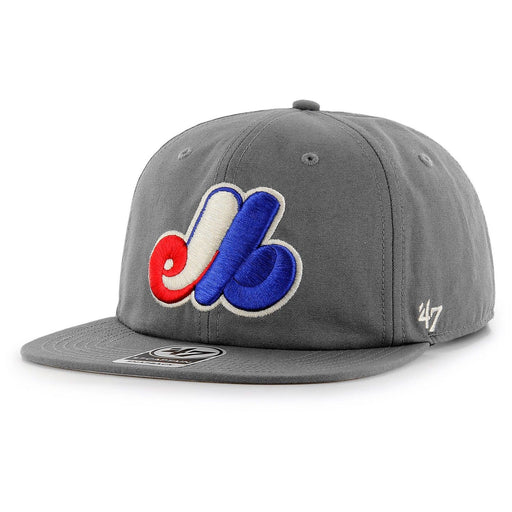 Montreal Expos '47 Montague Captain Sure Shot Snapback Cap