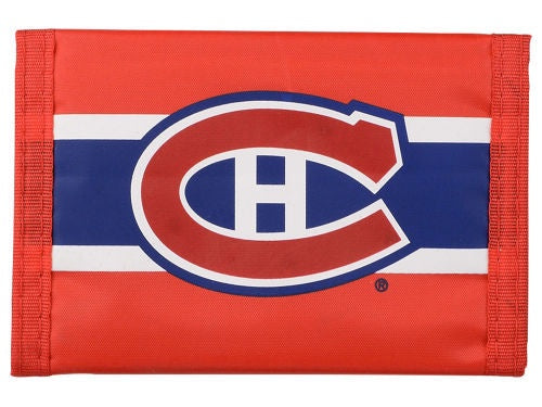 Montreal Canadiens Trifold Wallet