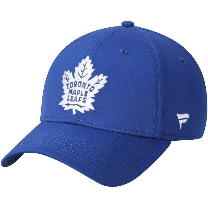 Toronto Maple Leafs Fanatics Royal Blue Elevated Core Adjustable Hat