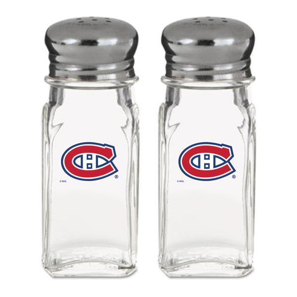 Montreal Canadiens Salt and Pepper Shaker Set