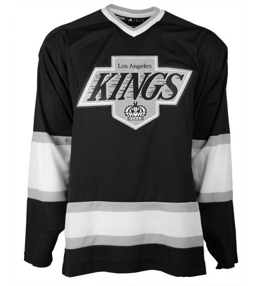 Los Angeles Kings Adidas Team Classics 1998 Authentic Vintage Jersey