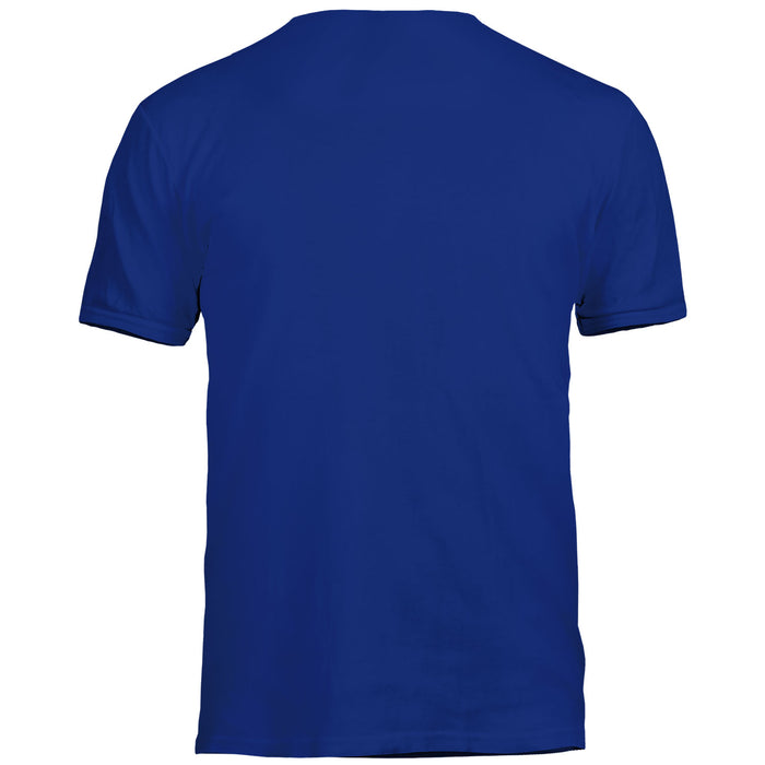 Toronto Blue Jays Navy Basic Logo T-shirt