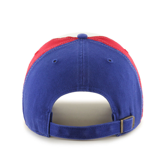Montreal Expos '47 Tricolor Clean Up Adjustable Hat
