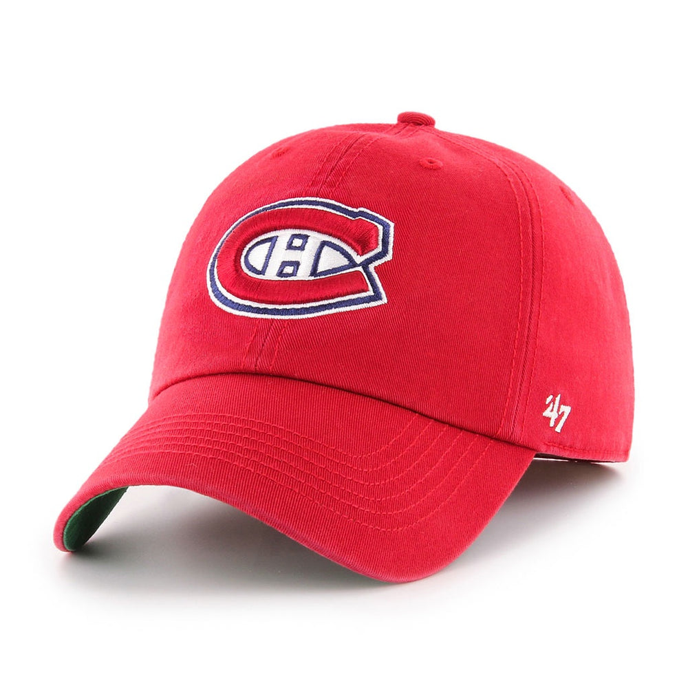Montreal Canadiens 47 Red Franchise Flex Fit Hat