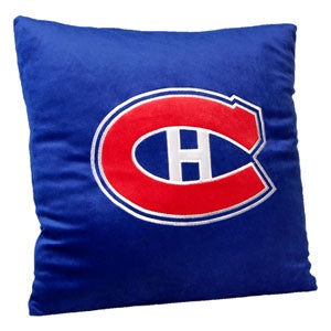 Montreal Canadiens Square Pillow