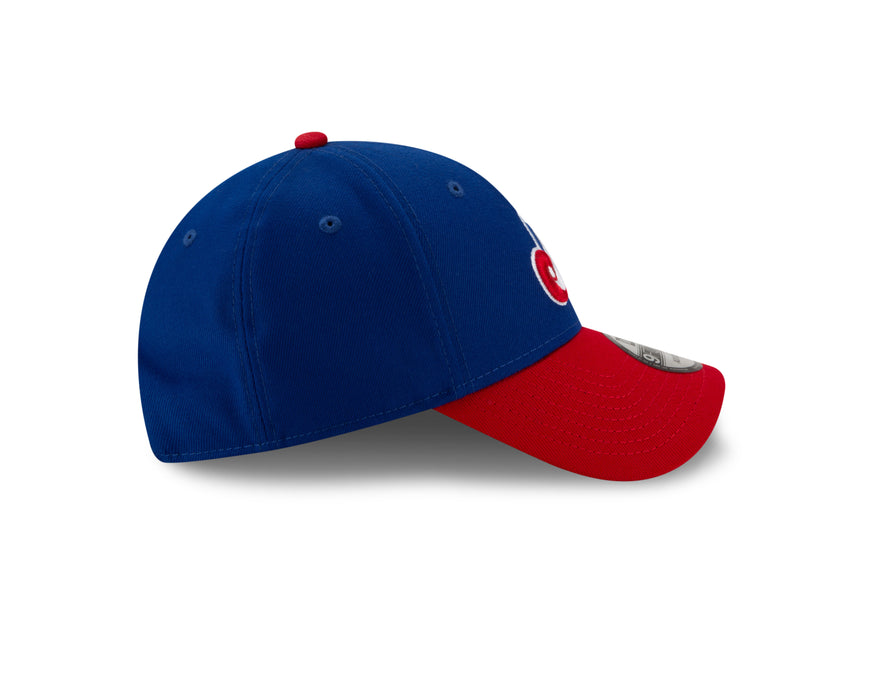 Montreal Expos New Era 9FORTY Red Blue Team Classic Adjustable Hat