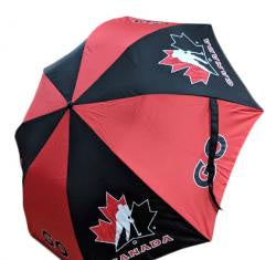 Team Canada Hockey Umbrella