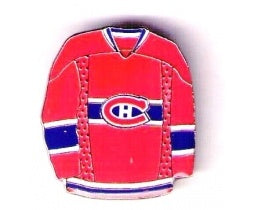 Montreal Canadiens Jersey Pin