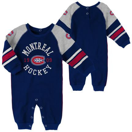 Montreal Canadiens Infant Old Soul Romper