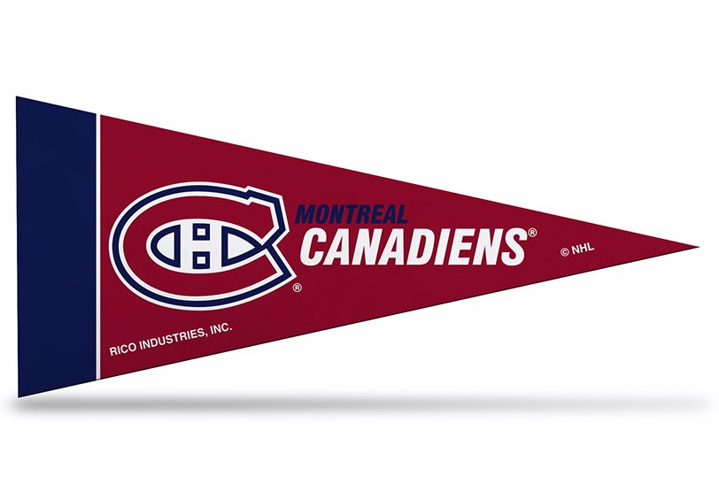 Montreal Canadiens Mini Pennants Pack