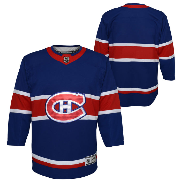 Montreal Canadiens Kids Blue Special Edition Premier Jersey