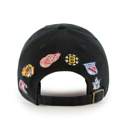 Original Six 47 Black Henrick Clean up Adjustable Hat