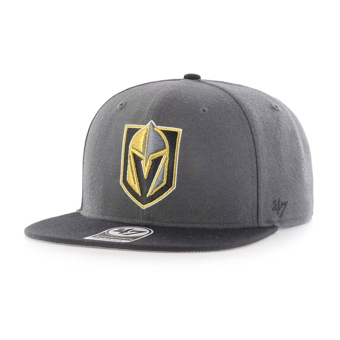 Las Vegas Golden Knights 47 2 Tone Sure Shot Adjustable Hat