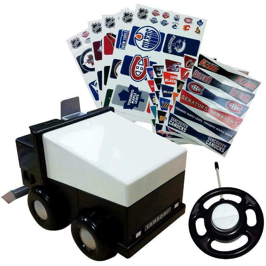 Remote Controlled NHL Zamboni