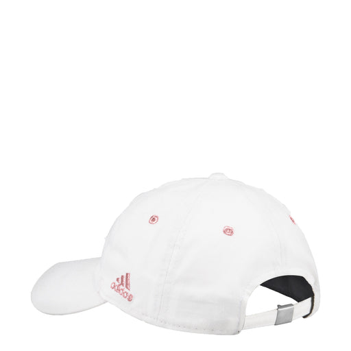 Montreal Canadiens Adidas White Slouch Adjustable hat
