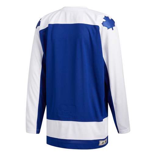 Toronto Maple Leafs Vintage Team Classic Adidas Blue Jersey