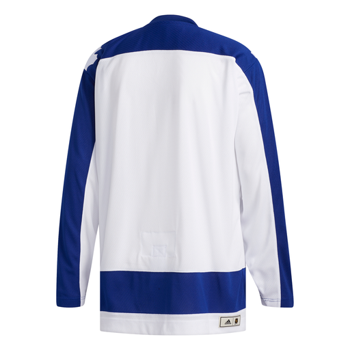 Toronto Maple Leafs Vintage Team Classic Adidas White Jersey