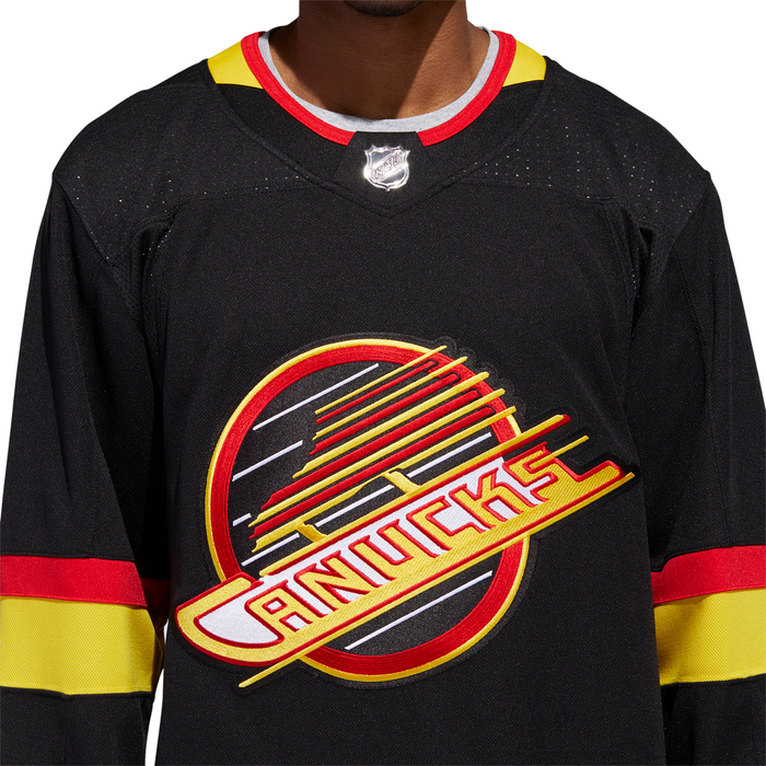 Vancouver Canucks Adidas Adizero Authentic Alternate Pro Home Jersey