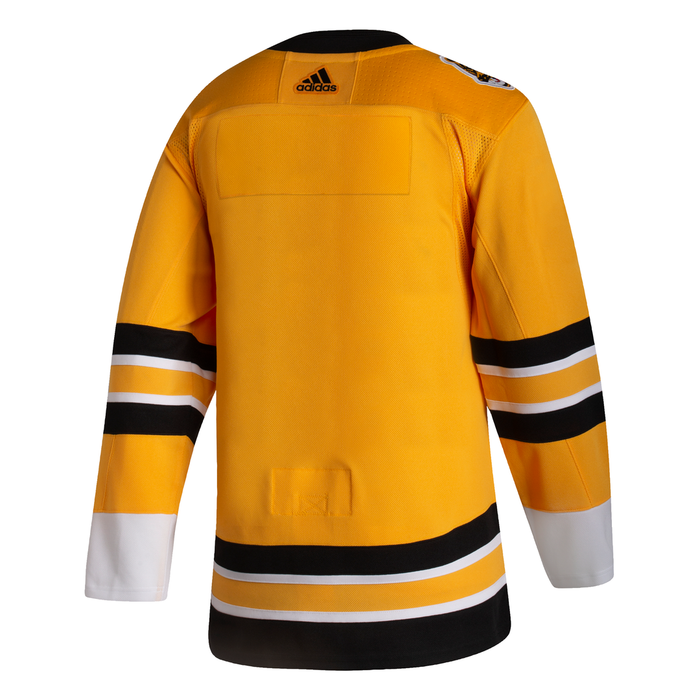 Boston Bruins Adidas Reverse Retro Authentic Pro Jersey