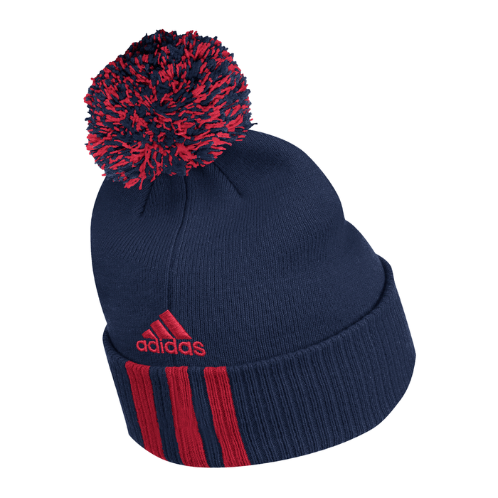 Montreal Canadiens Adidas Blue Cuffed Knit Hat