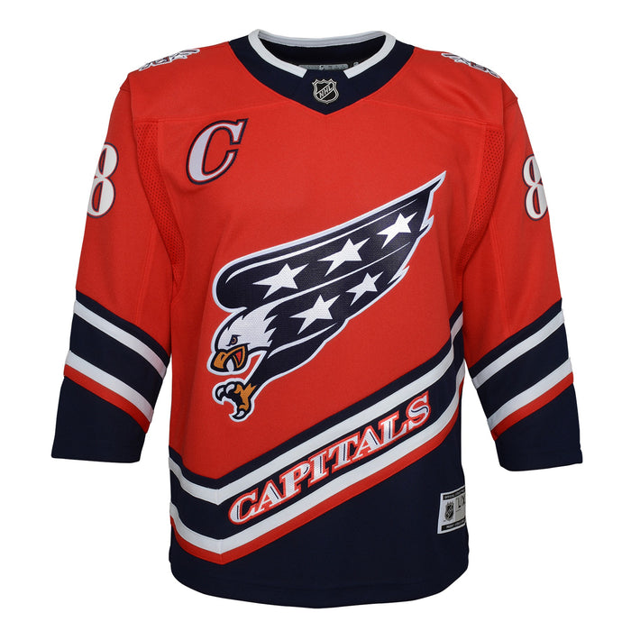 Alex Ovechkin Washington Capitals Youth Red Special Edition Premier Jersey