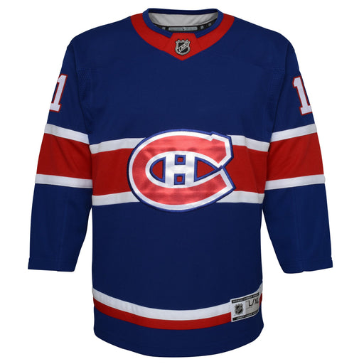 Brendan Gallagher Montreal Canadiens Youth Blue Special Edition Premier Jersey
