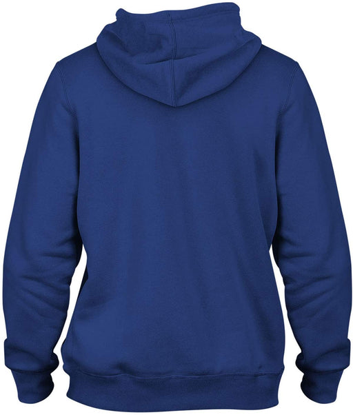 Montreal Expos Men's Royal Blue Express Hoodie
