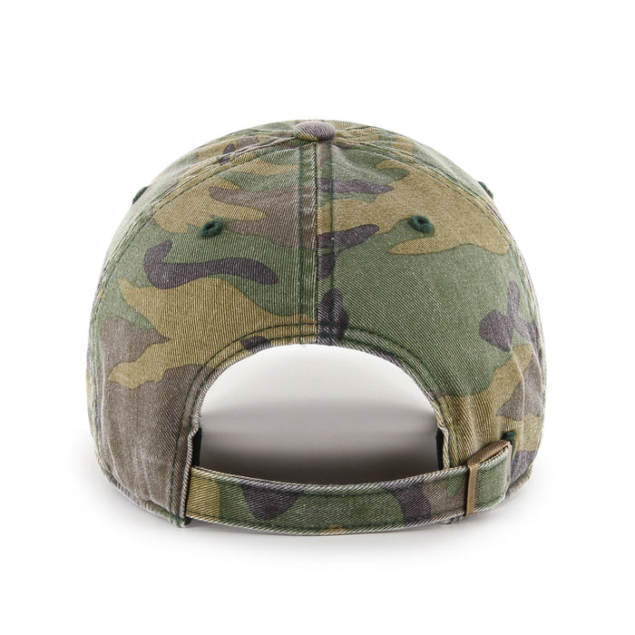 Montreal Canadiens '47 Camo Clean up Adjustable Hat