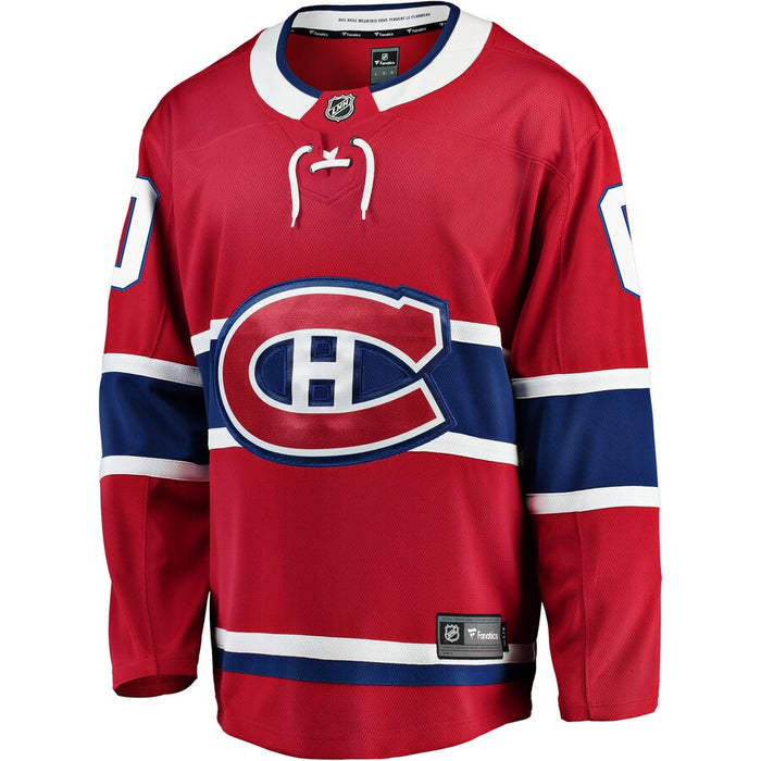Montreal Canadiens Fanatics NHL Breakaway Jersey Customization