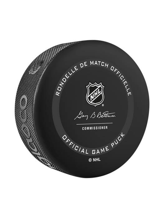 Washington Capitals NHL Official Game Puck