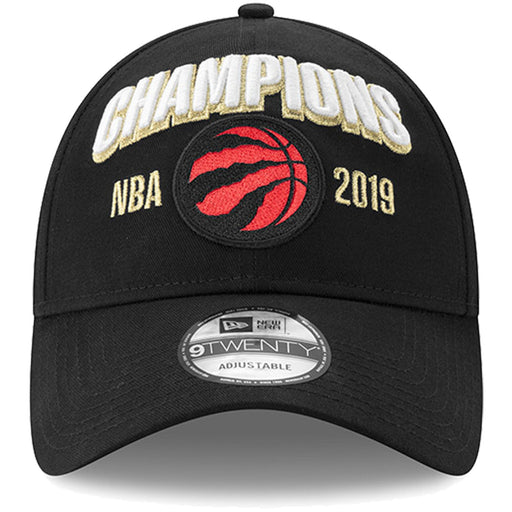 Toronto Raptors New Era 2019 NBA Finals Champions Locker Room 9Twenty Classic Adjustable Hat
