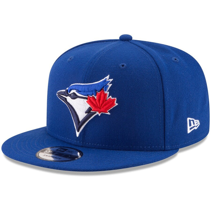 Toronto Blue Jays New Era 9Fifty Navy Team Color Snapback