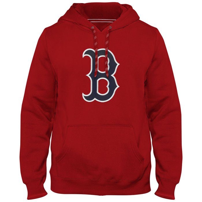 Boston Red Sox Men's Red Express Hoodie