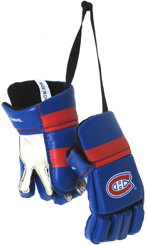Mini Hockey Gloves Montreal Canadiens