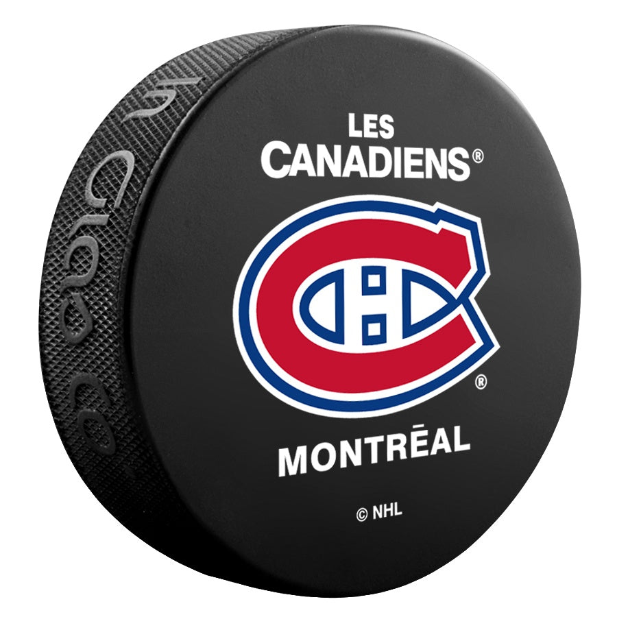 Montreal Canadiens Basic Souvenir Puck