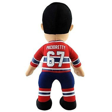 Max Pacioretty #67 NHL Montreal Canadiens Plush Player Doll