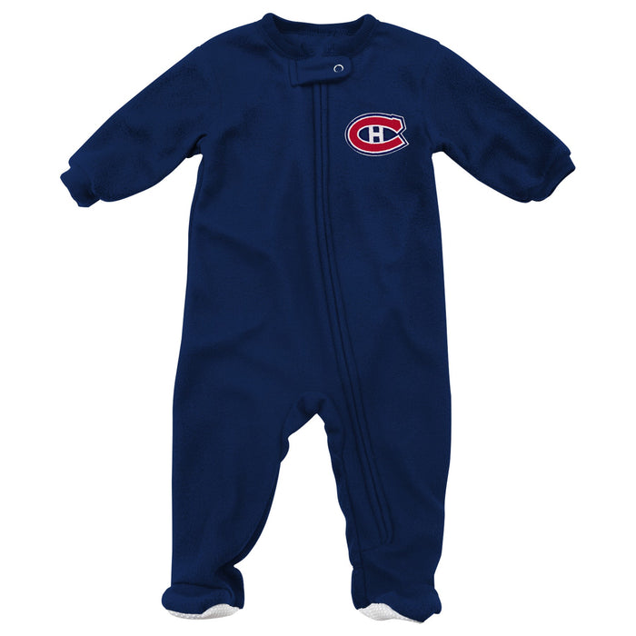 Montreal Canadiens Sleeve Blocked Sleeper