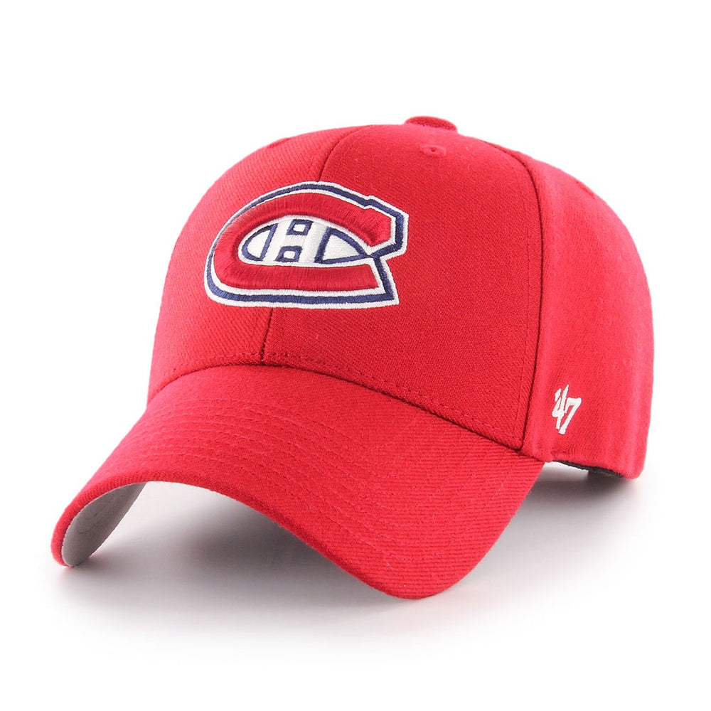 Montreal Canadiens 47 Red MVP Adjustable Hat
