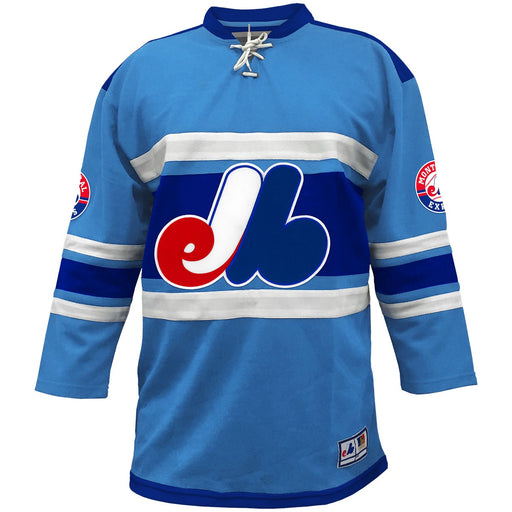 Montreal Expos MLB Home Run Replica Jersey