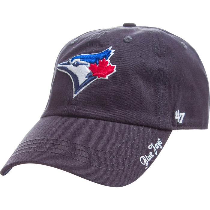 Toronto Blue Jays  47 Brand Womens Miata Clean Up Hat