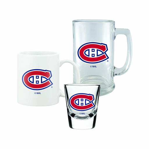 Montreal Canadiens 3Pk Fan Set