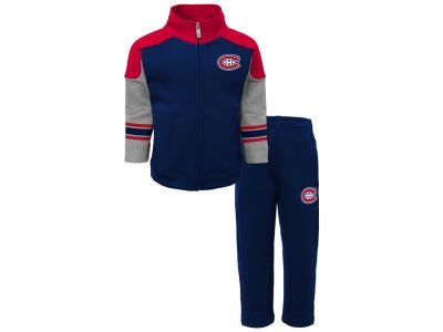 Montreal Canadiens Kids Shutdown Hockey Jacket