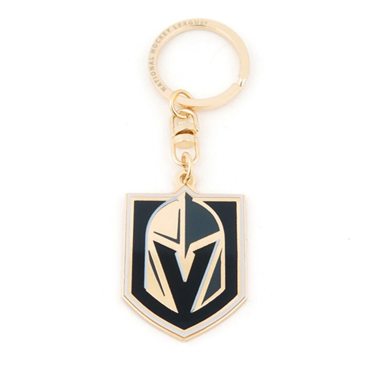 Las Vegas Golden Knights Team Logo Keychain