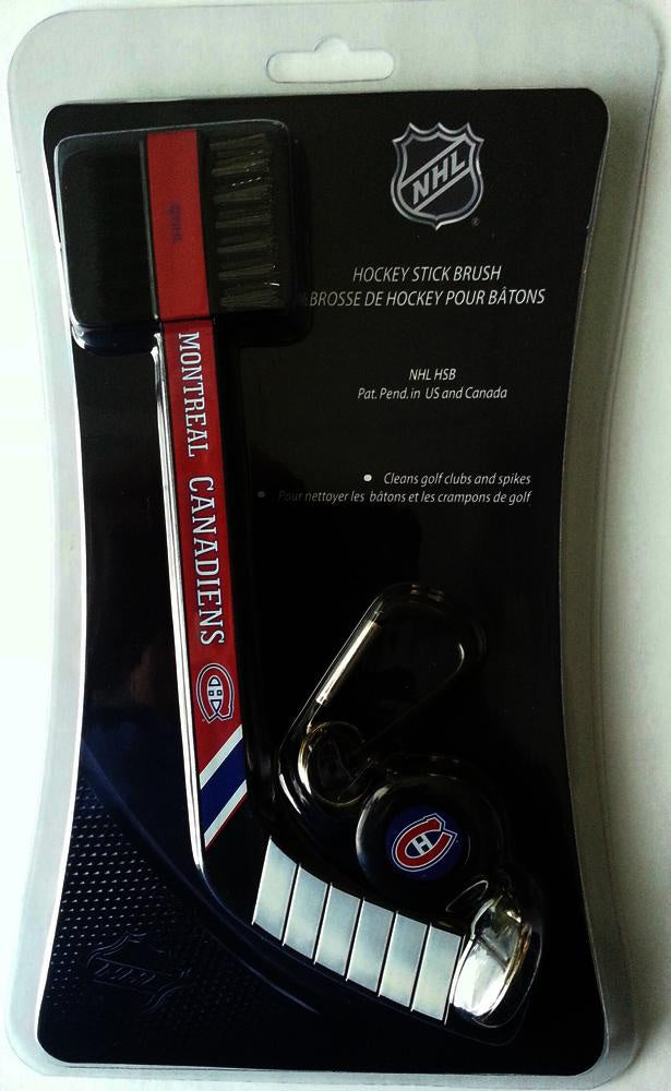 Montreal Canadiens NHL Hockey Stick Brush