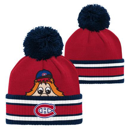 Youppi  Montreal Canadiens Cuff Knit Pom