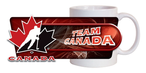 Team Canada Submlimated 11 oz Coffee Mug
