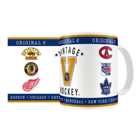 Original Six Vintage Sublimated 15oz Mug