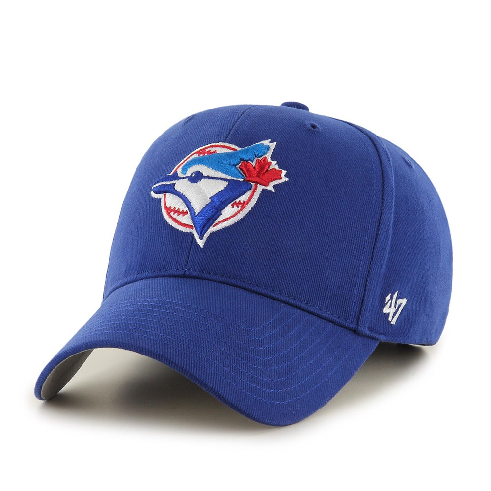 Toronto Blue Jays '47 Navy Raised Basic Adjustable Cap
